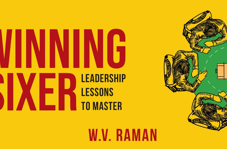 WV-Raman-Book-The-Winning-Sixer-Review